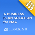 ION Freshstart - Business Planning for Mac